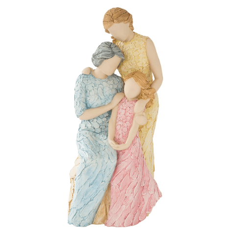 More Than Words Moment in Time Figurine